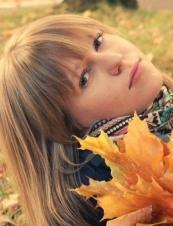 Evgeniya from Russia 27 y.o.