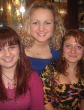 Irina from Ukraine 28 y.o.