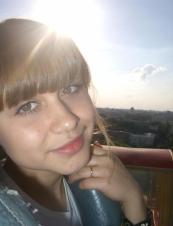 Marina 29 y.o. from Belarus