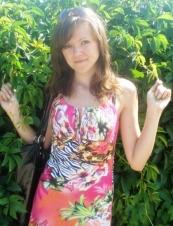 Olenka 31 y.o. from Ukraine