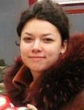 Ruslana from Ukraine 28 y.o.