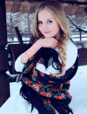 Sovia Smirnova from Russia 29 y.o.