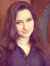 Anastasia 24 y.o. from Russia