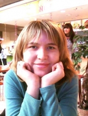 Anna from Russia 31 y.o.