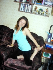 Alina 30 y.o. from Russia