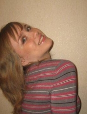 Anna from Russia 32 y.o.
