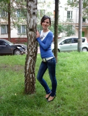 Olka from Russia 29 y.o.