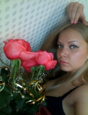 Tania from Russia 31 y.o.