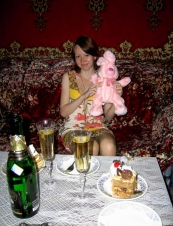Natasha 30 y.o. from Russia