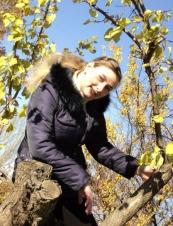Oksana from Ukraine 32 y.o.