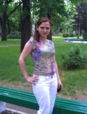 Sveta 30 y.o. from Ukraine