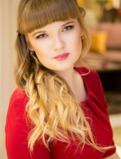 Tetiana from Ukraine 25 y.o.