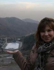 Darya 31 y.o. from Kazakhstan