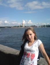 Irishka 29 y.o. from Russia